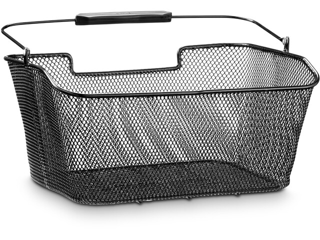 Cube ACID 25X Universal Cykelkurv sort (2019) | Bike baskets